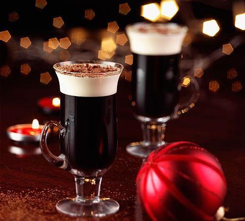 Coffee cocktail Casino / Кофейный коктейль Казино