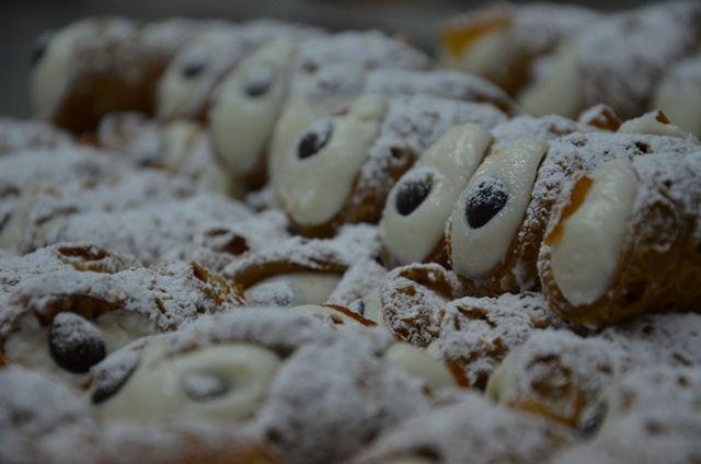 I #cannoli del Frutto della Passione a Battipaglia. #fruttodellapassione www.ilfruttodellapassione.it