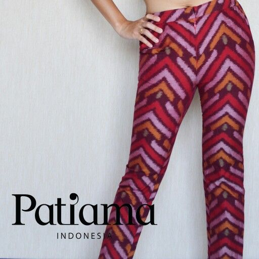 Handmade material (use ikat) make it have story when you wear it!  www.patiama.com