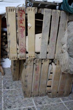 NapadyNavody.sk | Úžasná dekorácia do záhrady z drevených debničiek