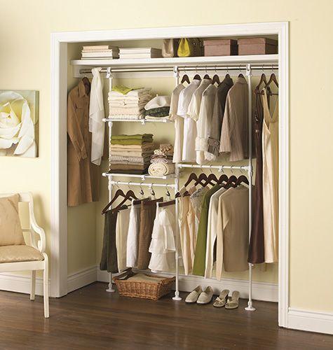Small Bedroom Closet Design