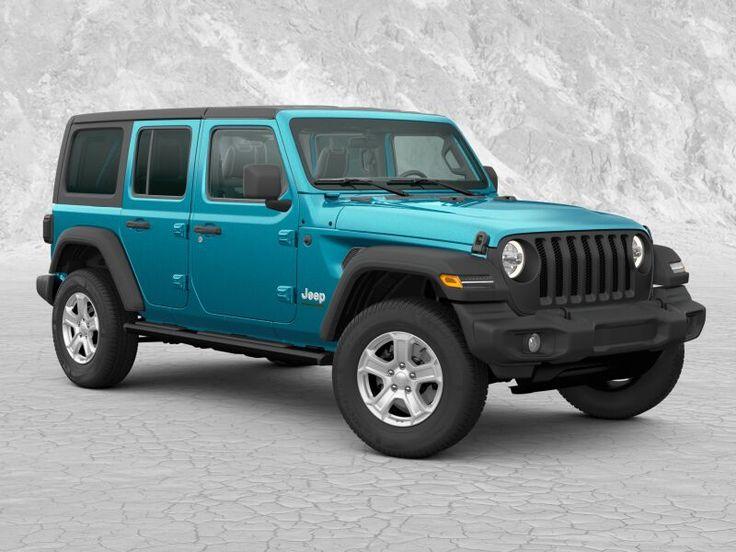 Build & Price Your New Jeep® Gladiator, Wrangler & More