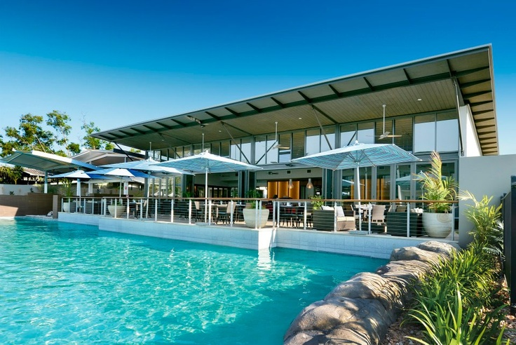 The most breath-taking pool in Darwin!  A MUST to stay & visit!