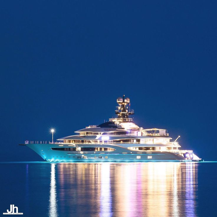 95.2m superyacht Kismet has been seen cruising in the South of France .