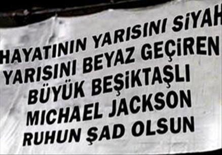 Michael Jackson #besiktas #carsi #bjk #beşiktaş #çarsı