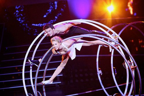 Double wheel | German Wheel | Wheels | Circus | Performers | Romantic | Themed | Sport themed entertainment | Themed | Entertainment Agency ...