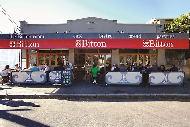 The Bitton Cafe in Alexandria