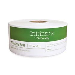 """INTRINSICS Wax Roll / 100 Yards. The Waxing Roll is made from nonwoven, disposable pellon and leaves no residue. The strong, durable waxing strips can be used with all depilatory systems and won't separate during use. Cutting the pellon to the desired sizes eliminates unnecessary waste. Use for facial or body waxing. 3"""" wide x 100 yard roll... #PELLON #WAXROLL #INTRINSICSWAXROLL100YARDS"""