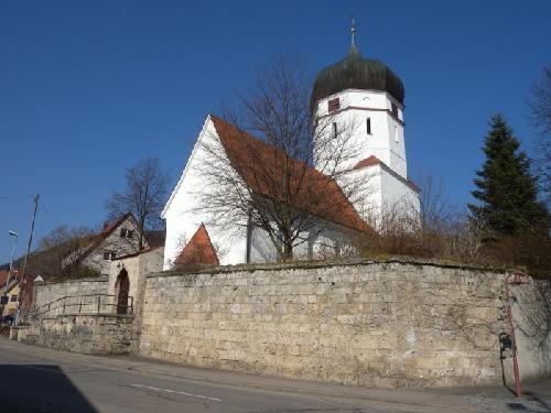 Bad Überkingen-Unterböhringen (Göppingen) BW DE