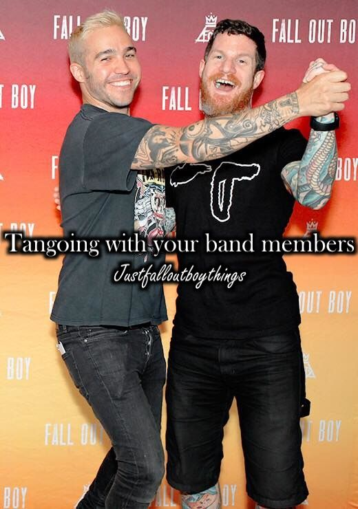 Just Fall Out Boy Things