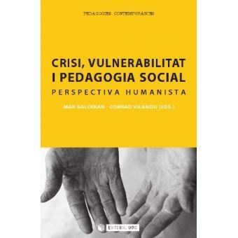 Aquest llibre reuneix les ponències presentades a la Jornada que, sota el títol de «Crisi, vulnerabilitat i pedagogia social: perspectiva humanista», va tenir lloc el dijous 18 d'abril del 2013 al Campus Mundet de la Universitat de Barcelona, sota l'organització del Centre Edith Stein i la Facultat de Pedagogia.