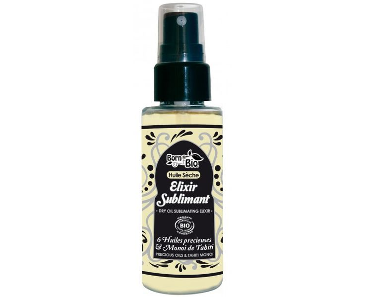 Born to Bio Suchý olej pro krásnou pleť Elixir Sublimant 50 ml