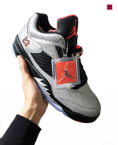 Will The Air Jordan 5 Low Neymar Be A Hit Or Miss?