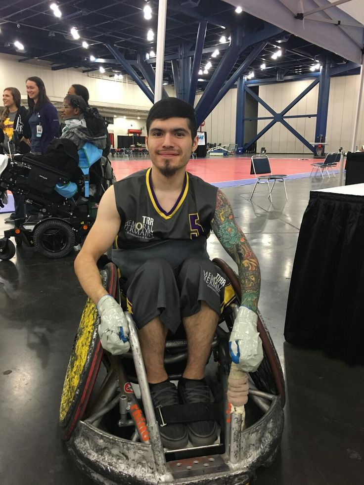 26-year-old Greg Cortez never expected to be held up at gunpoint. The strength + determination that helped him survive drives him in wheelchair rugby today! Head on over to the Cure Nation to read Greg's story!   #wheelchairrugby #spinalcordinjury #sci #houston #texas #tirr #rehabilitation #adaptivesports #curenation #tirrrehab #gregcortez #quadriplegia #rugby #curecatheters