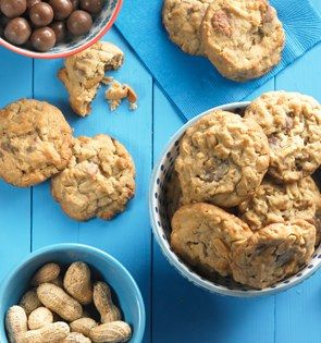 Check out this delicious recipe for Peanut Butter Whoppers from 25 Merry Days at Kroger!