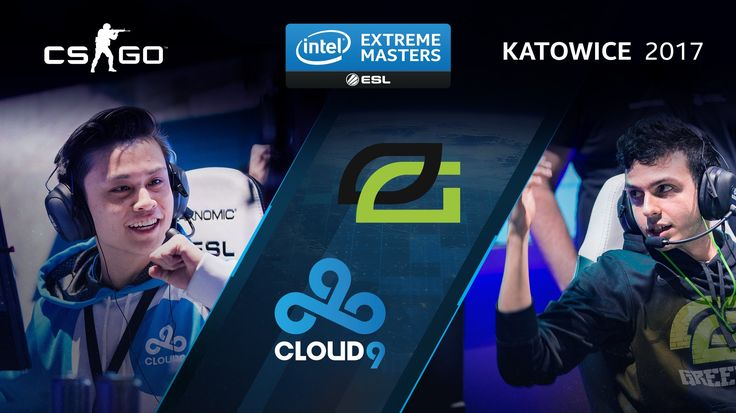 Cloud9 and OpTic Gaming invited to IEM Katowice