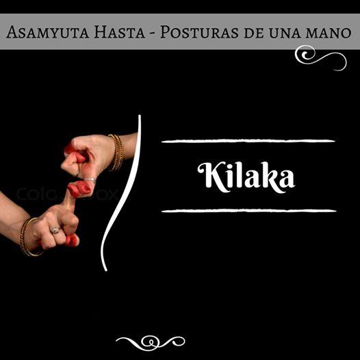 KILAKA es el símbolo del ancla, un mudra que utilizamos mucho en nuestras coreos. ¿Cómo te sale? #AprendiendoMudras