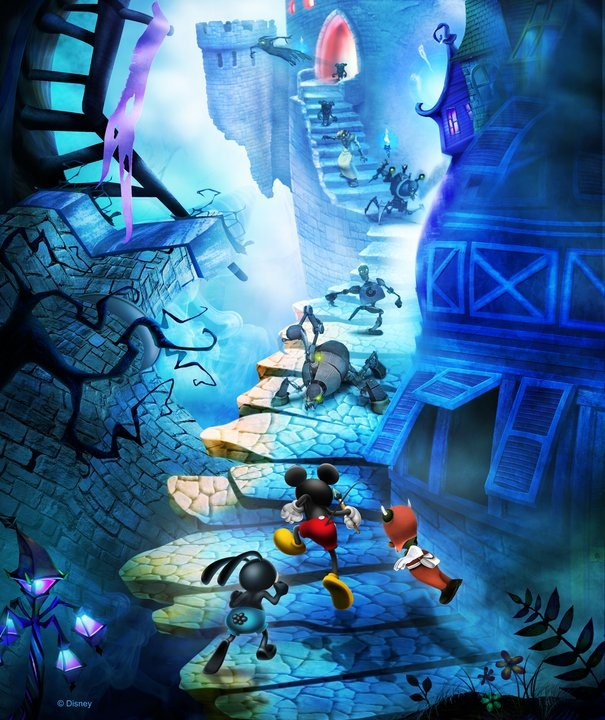the art of epic mickey pdf