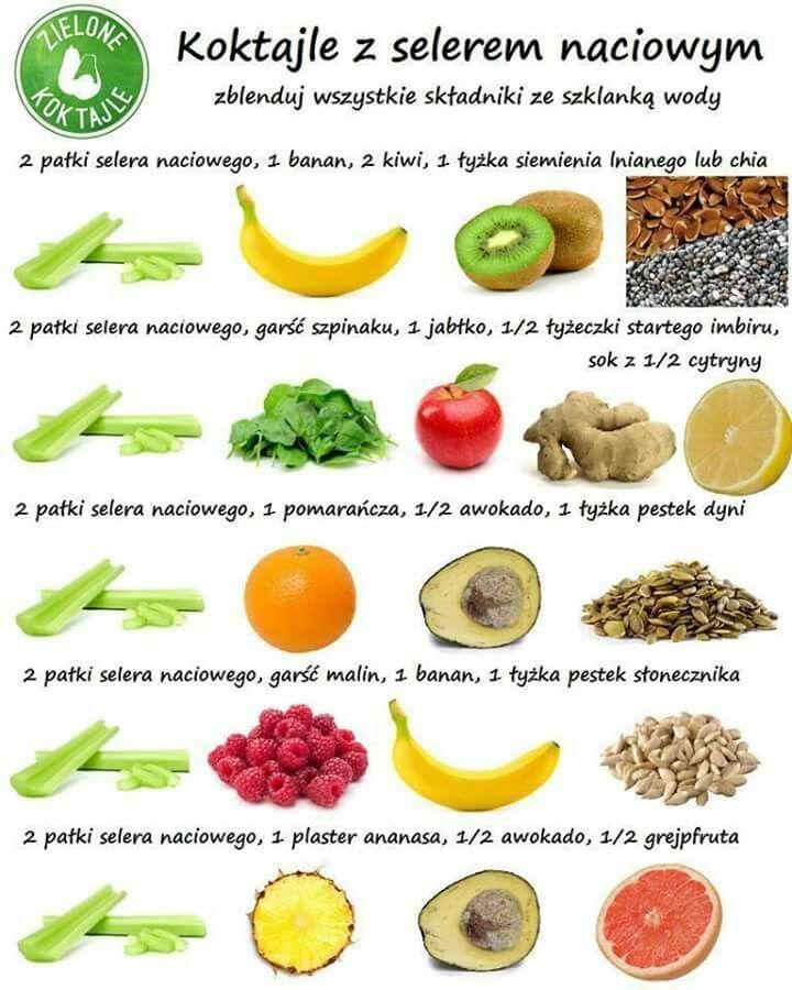Koktajl Healthy Diet Recipes Smoothie Recipes Healthy Healthy Juices