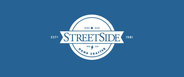 Watermark for Streetside Developments social media images.