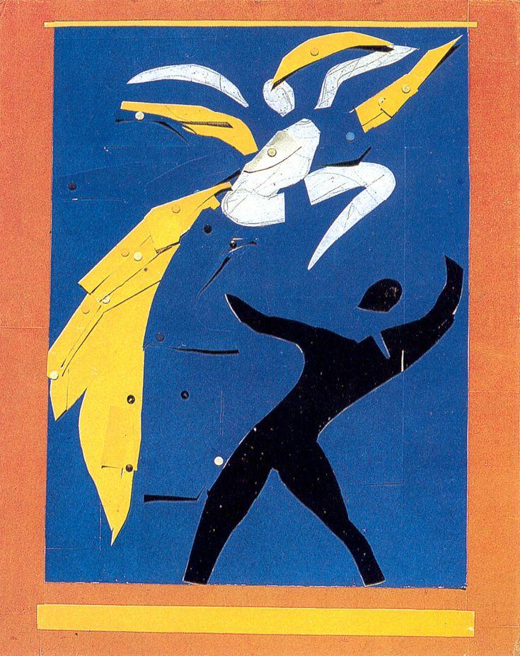25 best ideas about cut out art on pinterest paper cut for Le violoniste a la fenetre henri matisse