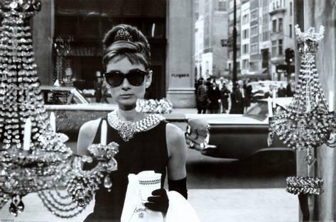 Audrey Hepburn Miniposter