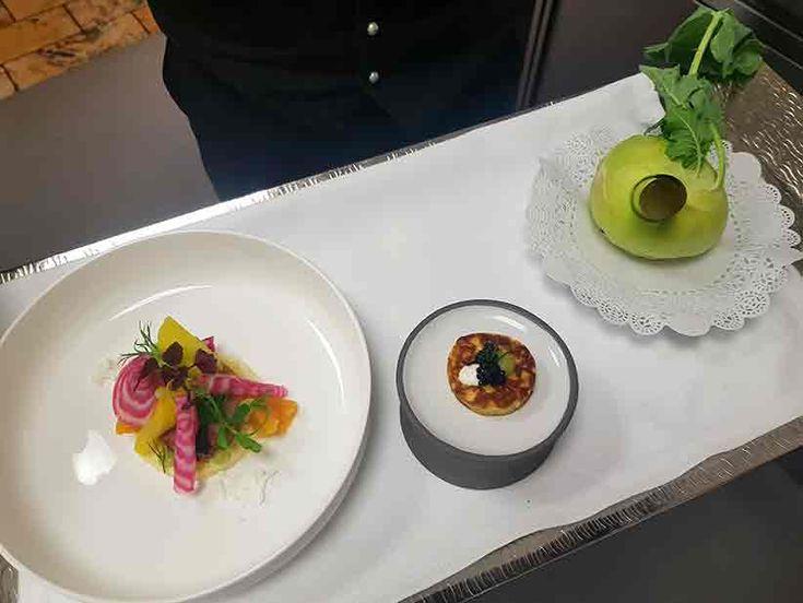 Fine Dine im Hotel Das Seekarhaus in Obertauern. #Haubenkoch Harald Rindler verzaubert mit kulinarischen Köstlichkeiten. Hier geht es zum Hochgenuss:
