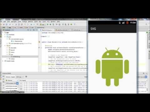 2:54   Integrate SVG in Android Studio HD
