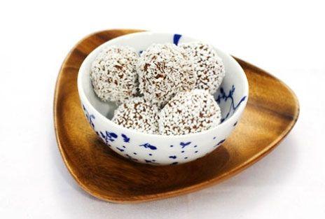 Chokladbollar | Recept från Köket.se