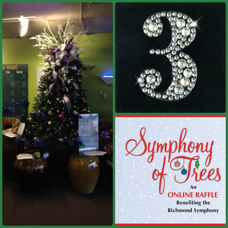 ONLY THREE MORE DAYS to enter to win one of five fabulous prize packages in the 2015 Symphony of Trees holiday raffle.  Prizes include trips, concerts, sporting events, gift cards, wine tastings, just about something for anyone's tastes!!  Visit www.rsol.org to purchase tickets, and to see the complete prize lists and contest rules.