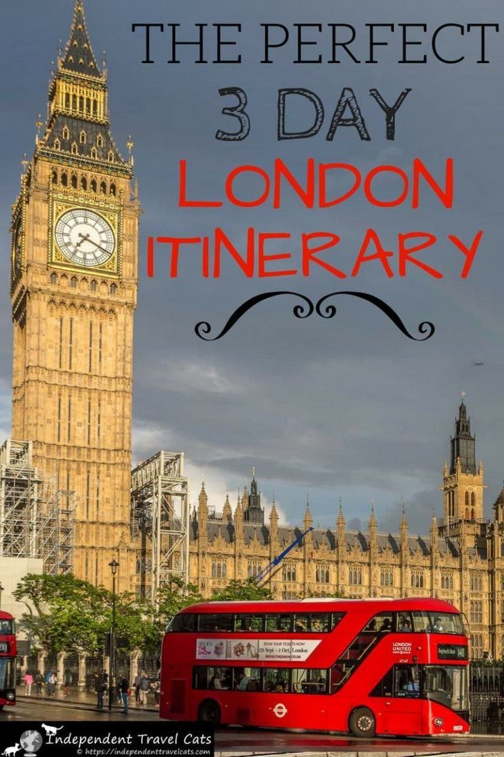 3 Days in London: Our Favorite London Attractions for a