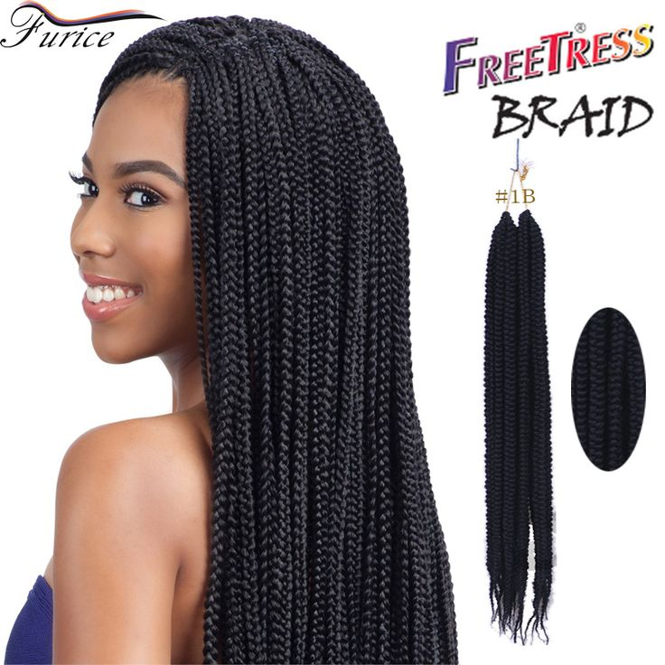Braids Ombre Kanekalon Braiding Hair Crochet Braids Hot Selling Box ...