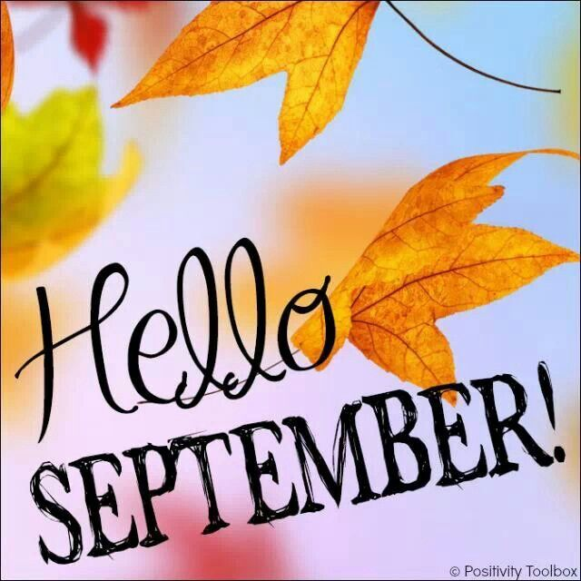 September, de herfst gaat beginnen. Indian Summer KIXX safety