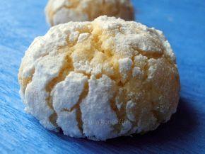 Csilla konyhája, mert enni jó!: Citromos- kókuszos pöfeteg