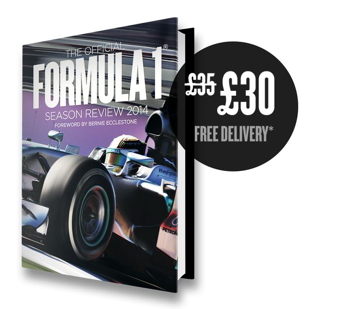 ORDER YOUR COPY. SAVE £5 OFF THE COVER PRICE.  Order now Customer assistance:+44 (0)20 7426 1025 / f1book@iln.co.uk