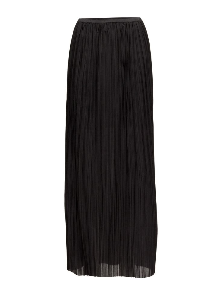 DAY - Day Emigre Elegant classic black skirt. DAY Emigre is a beautiful piece created in a feminine pleated design -perfect for an evening event. This skirt is a timeless item, essential for any wardrobe. Style it with a lovely silk shirt or the matching DAY Emigre top.  Micro pleats Elastic waistband Chic Elegant and feminine Modern