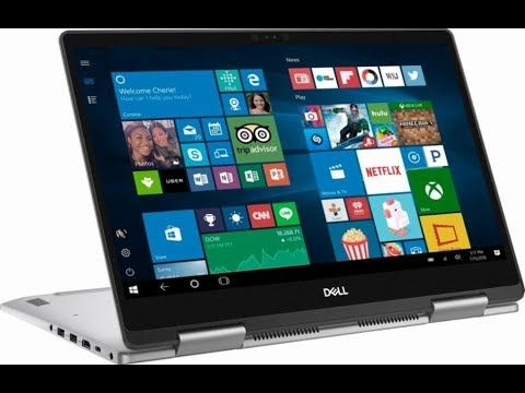 """Latest Dell Inspiron I7573-5104GRY-PUS 15.6"""" FHD Touch-Screen Laptop Ove..."""