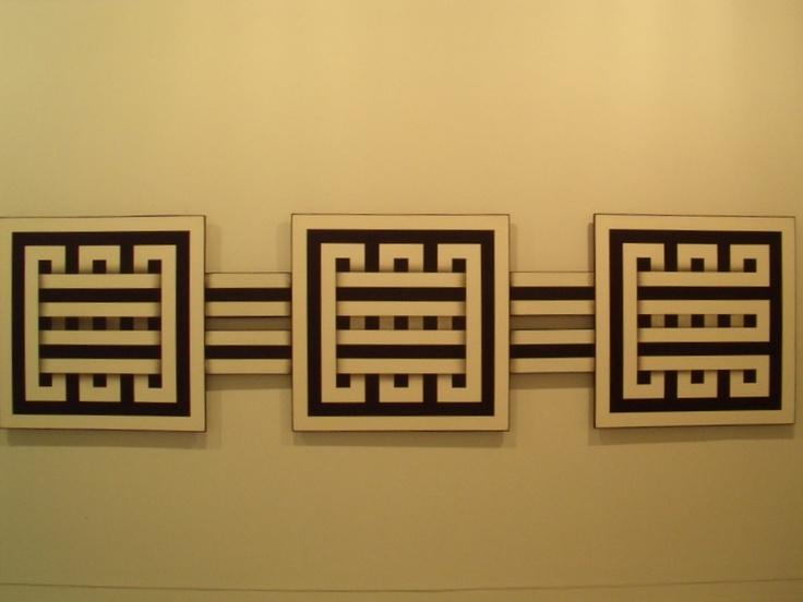 Arte geométrico. Omar Rayo
