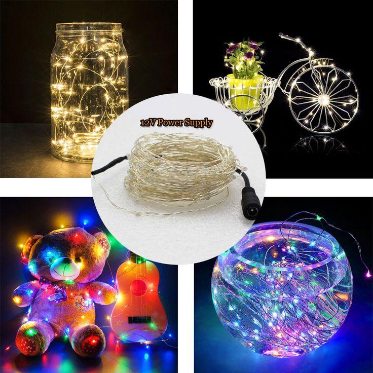 Best 25 Led Fairy Lights Ideas On Pinterest Led
