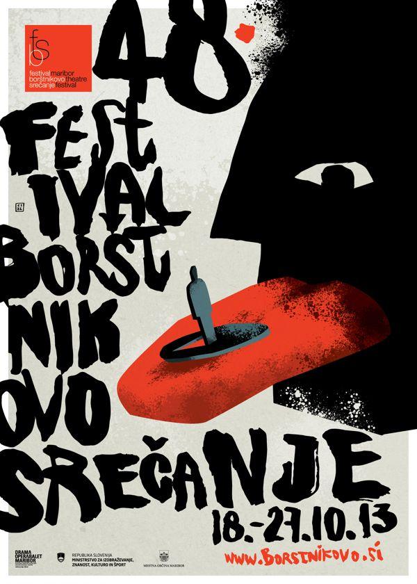 Maribor Theatre Festival by Nenad Cizl