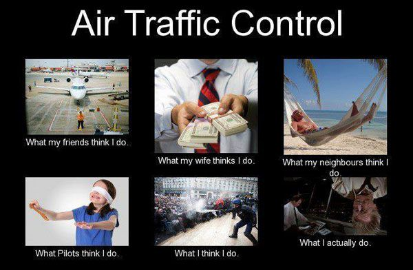 Air Traffic Control Explained