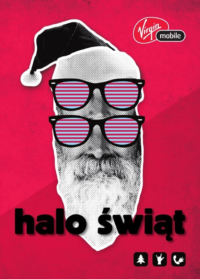 Halo Świąt!