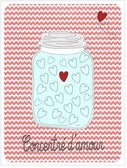 Un concentré d'amour à offrir à l'ami de votre choix! Venez nous visiter en studio au Crackpot Café pour votre prochain projet de peinture sur céramique!