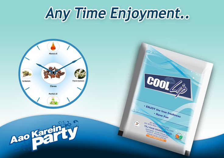 Experience New Freshness and Feel with ‪#‎Coollip‬ ‪#‎coollipmouthfreshner‬