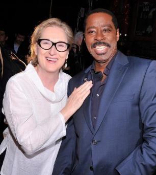 Emily Blunt reunites with Meryl Streep, excited