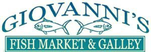 12 Places to Buy Quality Seafood (No Matter Where You Live): Giovanni's Fresh Fish Market & Galley