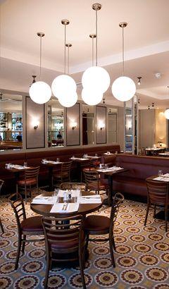 Cote Brasserie in Cardiff Bay