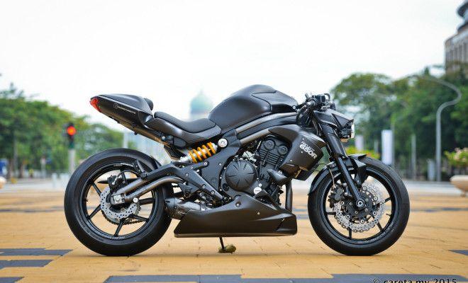 Kawasaki Ern Cafe Racer