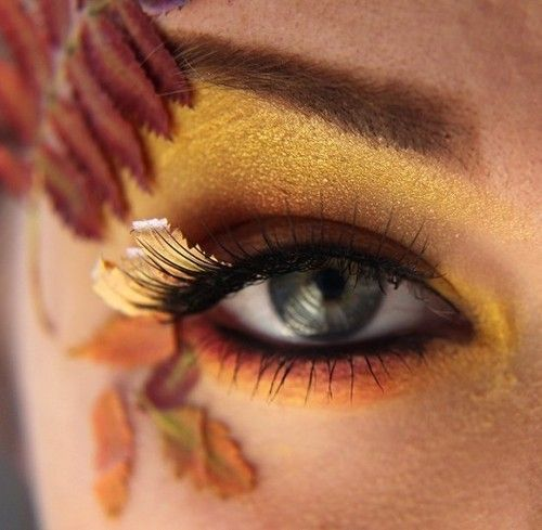 Fantasy Makeup. Could be so good for my Elven Queen Ren Faire costume!