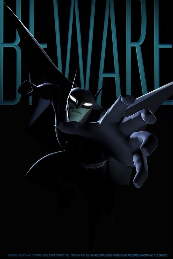 Beware the Batman will premiere on Cartoon Network later this year. It will be an all CGI show similar to the new Green Lantern series.